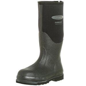 Muck Boots Unisex Adults' Chore Steel Toe Safety Wellingtons, Black (Black 000a), 5 Uk 38 Eu