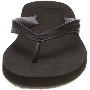 Quiksilver Men'S Carver Deluxe Beach & Pool Shoes, Black (Black/black/brown Xkkc), 5 Uk