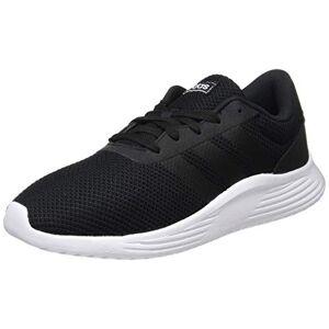 Adidas Men'S Lite Racer 2.0 Sneaker, Core Black/footwear White/core Black, 12 Uk