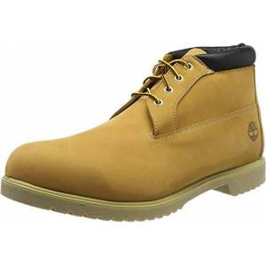 Timberland Men'S 1973 Newman Premium Chukka Boots, Yellow (Wheat Nubuck), 6 Uk 39.5 Eu