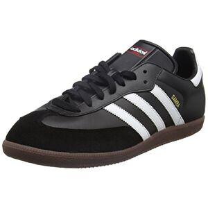 Adidas Originals Adidas Unisex Adults Samba Low-Top Sneakers, Black (Black/gum5/white), 5 Uk (38 Eu)