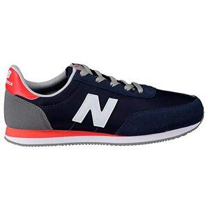 New Balance Yc720ua Children'S Trainers Blue / Red Blue Size: 5 Uk