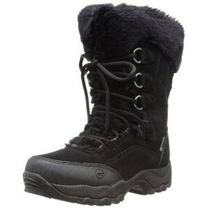Hi-Tec S St Moritz 200 Ii Waterproof High Rise Hiking Shoes, Black (Black 021), 5 Uk 38 Eu