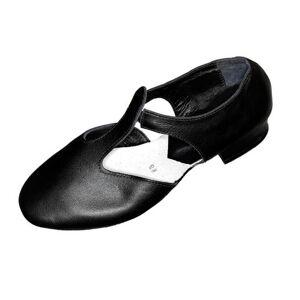 Bloch 407l Black Grecian Sandal 5 Uk 7.5 Us