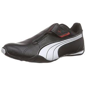 Puma Unisex Adult Redon Move Low-Top Trainer, Black (Black/white/red 02), 5 Uk (38 Eu)