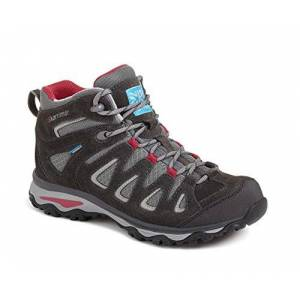 Karrimor Isla Mid Ladies Weathertite Black C/pink Uk 5