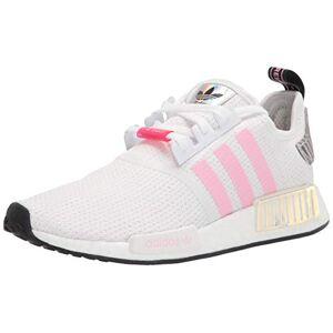 adidas Originals Womens Nmd_r1 Sneaker, White/true Pink/vivid Red, 10 Us