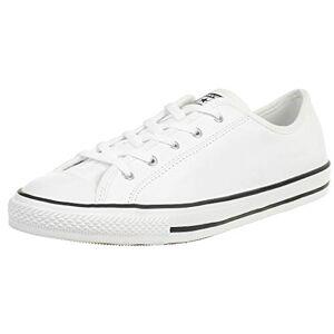 Converse Women'S 564984c_37,5 Plimsolls, White, 3.5 Uk