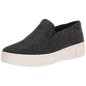 Soul Naturalizer Women'S Tia2 Sneaker, Dark Grey Felt, 3 Uk