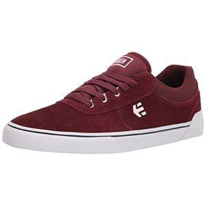 Etnies Men'S Joslin Vulc Skate Shoe, Burgundy, 8.5 Uk