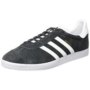 Adidas Gazelle, Men'S Gymnastics Shoes, Grey Solid Grey White Gold Metallic, 4 Uk (36 2/3 Eu)