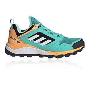 adidas Women'S Terrex Agravic Tr W Trail Running Shoes, Menaci Ftwbla Narbru, 6 Uk