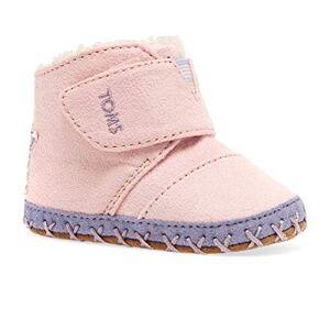Toms Unisex Babies Tiny Cuna Shoes, Pink (Pink 000), 2 Uk 2uk Child