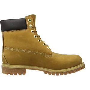 Timberland Womens 6 Inch Premium Low Trekking And Walking Shoes, Yellow (Wheat Nb Yellow), 8 Uk