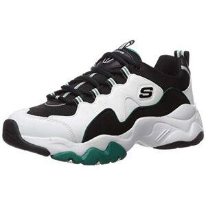 Skechers Women'S D'Lites 3.0-Zenway Sneaker Worn 7h M Us