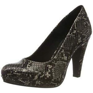 Marco Tozzi Women'S 2-2-22410-23 Platform Heels, Grey (Dk.Grey Str. 227), 5 Uk