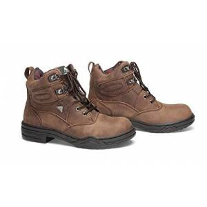 Mountain Horse Mountain Rider Classic Boots - Waterproof Sprayproof - Unisex, Brown, 41