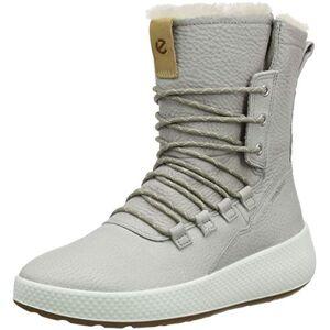 Ecco Ukiuk, Womens Snow Boots Snow Boots, Grey (Wild Dove 2539), 7 Uk (40 Eu)