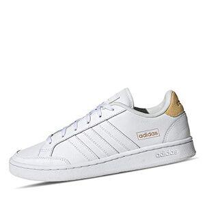 adidas Grand Court Se, Women'S Tennis Shoes, Ftw Bla/ftw Bla/matnar, 6 Uk (39 1/3 Eu)