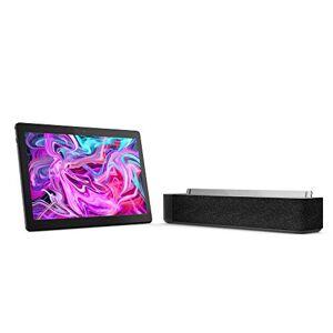 Lenovo Tab M10 10.1 Inch FHD Tablet with Alexa Smart Dock (Octa-Core 1.8 GHz, 3 GB RAM, 32 GB eMMC, Android Pie) Slate Black