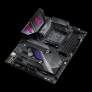 ADMI CPU Motherboard Bundle: AMD Ryzen 7 5800X 8 Core 4.7GHz Boost CPU (+ Freezer 7 X Cooler), ASUS ROG Strix X570-E Gaming Motherboard, Adata D60G RGB 16GB 3600mhz DDR4 RAM