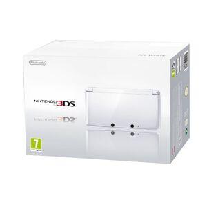Nintendo Handheld Console 3DS - Ice White