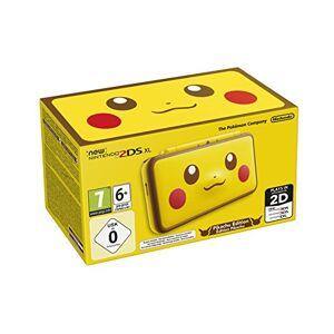 Nintendo Handheld Console - New Nintendo 2DS XL - Pikachu Edition (Nintendo 3DS)
