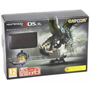 Monster Cable Nintendo 3DS XL Monster Hunter 3 Ultimate Limited Edition Pack