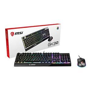 MSI Vigor GK30 Combo Keyboard and Mouse Bundle