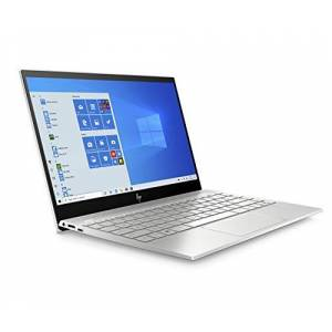 HP ENVY 13-aq0003na 13.3 Inch FHD Touch-Screen Laptop, Intel Core i7-8565U, 16 GB RAM, 512 GB SSD, NVIDIA GeForce MX250 (2 GB Dedicated) Graphics, Windows 10 Home - Silver