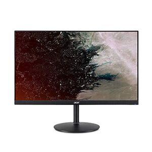 Acer Nitro Xf272Upbmiiprzx 27 Inch Wqhd Gaming Monitor, (Tn Panel, Freesync, 144Hz, 1Ms, Displayhdr 400, Zeroframe, Dp, Hdmi, Usb 3.0 Hub, Speakers) Black