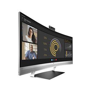HP EliteDisplay S340c 34-Inch Curved Monitor - Black