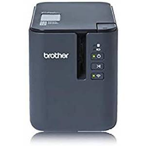Brother ptp900WProfessional Electronic Label Maker with PC Connection and WiFi
