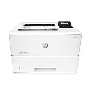 HP MONO Laser Printer, 43 ppm, 600 x 600 Dpi, White