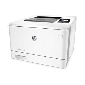 HP M452nw LaserJet Pro Colour Printer - White