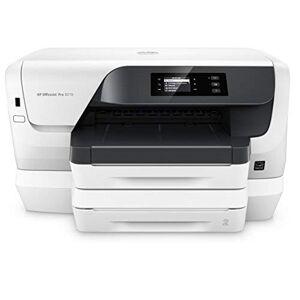 HP Officejet Pro 8218 Printer, 2400 x 1200 DPI, A4, Wi-Fi, White