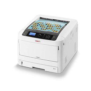 Oki C824dn - Imprimante - couleur - Recto-verso - LED - A3-1200 x 600 ppp - jusqu' 26 ppm (mono) / jusqu' 26 ppm (couleur) - capacit : 400 feuilles - USB 2.0, Gigabit LAN, hte USB 2.0