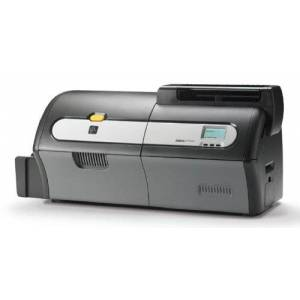 Zebra ZXP Series 7 Single Side Colour Card Printer 300dpi/11.8 dots per mm 21 Character x 6 Line LCD 1375 cph