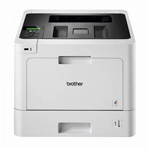 Brother HL-L8260CDW colour laser printer + Extra Set Of Original TN421 Brother Toners (Black 3,000, C,M,Y 1,800 Pages)