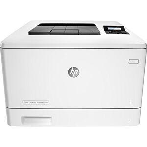 HP M452dn LaserJet Pro Colour Printer - White
