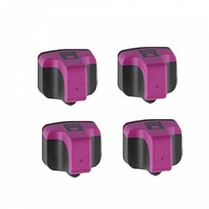 ECS 4 Magenta ECS Compatible Ink Cartridge Replace 363 For HP Photosmart 3108 3110 3210 3310 3310xi 8200 8230 8238 8250 8250V 8250XI 8253 C5140 C5150 C5170 C5175 C5180