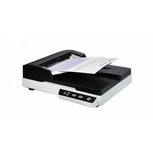 Avision AD120 Cis DIN A4 Flatbed / ADF Feed Scanner - 25 Pages Per Minute