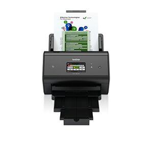 Brother ADS-3600W Wireless Desktop Document Scanner