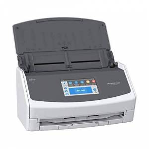 Fujitsu Siemens ScanSnap iX1500 Color Duplex Document Scanner with Touch Screen for Mac and PC [Current Model, 2018 Release]