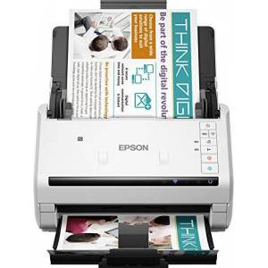 Epson DS-570W WorkForce A3 Colour Wi-Fi Business Scanner