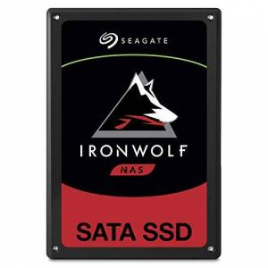 Seagate IronWolf 110 1.92TB NAS SSD Internal Solid State Drive 2.5 inch SATA for Multibay RAID System Network Attached Storage Amazon Exclusive - Frustration Free Packaging (ZA1920NM10011)