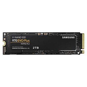 SAMSUNG 970 EVO Plus 2 TB PCIe NVMe M.2 (2280) Internal Solid State Drive (SSD) (MZ-V7S2T0)
