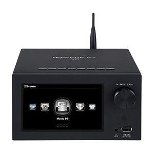 Novafidelity X14 Black All In One Streamer w/ 1TB Hard Drive, Wifi Dongle and CD Drive