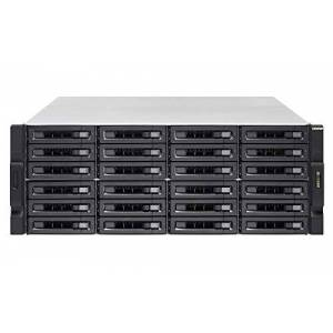 QNAP TS-2477XU-RP-2600-8G NAS System 24-Bay, Ryzen-based rack mount, up to 8 Cores16 threads