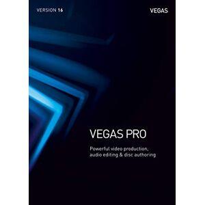 VEGAS Pro 16 1 Device Perpetual License PC Disc